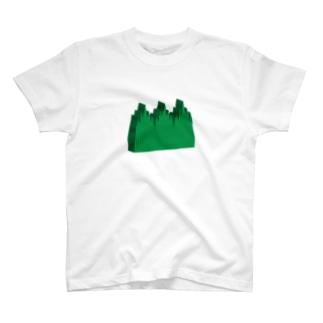 分厚いバラン Tシャツ T-shirts