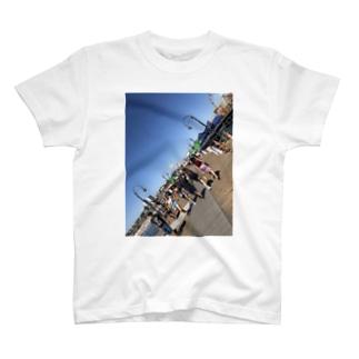 LA view T-shirts