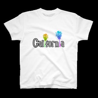 Vivehodie ApparelのCalifornia T-shirts