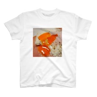 目玉焼き2 T-shirts
