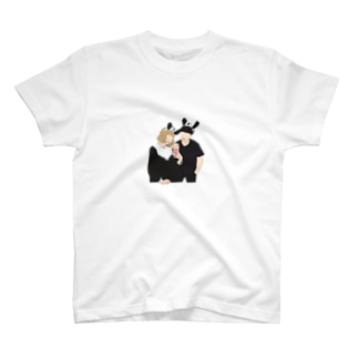ちょこびTシャツ T-shirts