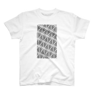 サーヴィエ行進曲 燻銀 T-shirts
