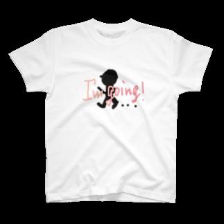 @LIRALUのgoing! T-shirts