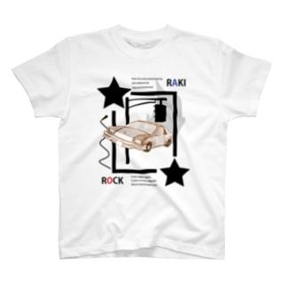 RakiRockパーフェクトグッズ2 T-shirts