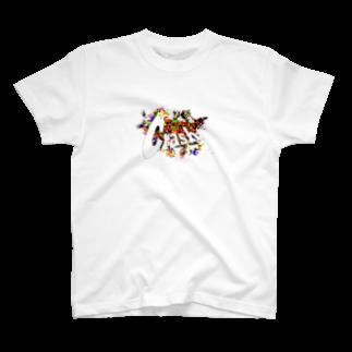 Resv Creative Worksの感覚Crash T-shirts