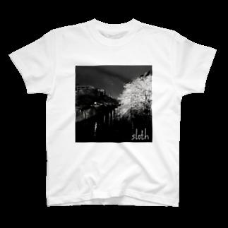 slothのsloth1 T-shirts