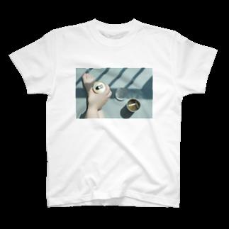 ゆるい青の青_2 T-shirts