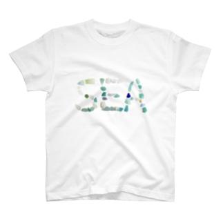 KIPU TUKERUのSEA T-shirts
