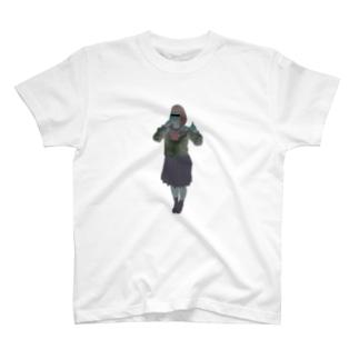 少女B T-shirts