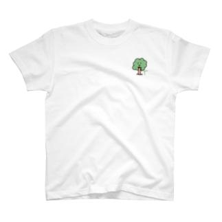 ゆるゆるイニシャル T T-shirts