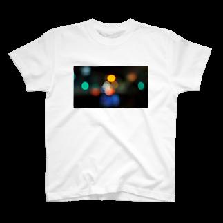 まきまきふぉとのねおん。 T-shirts