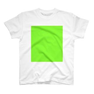 クロマキーTシャツ T-shirts