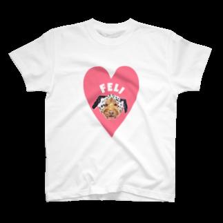 よっしぃのFeli T-shirts