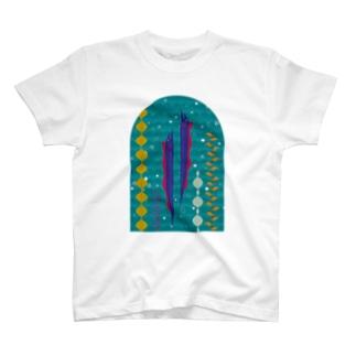 タチウオ T-shirts