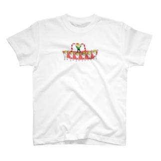 との0-6 T-shirts