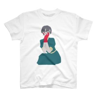 眼差し T-shirts