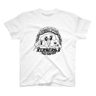 ケルベロスばか犬 T-shirts