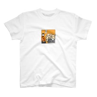 ikeaのぬいぐるみ T-shirts