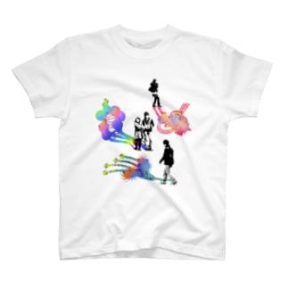 TOKYO TOKYO T-shirts