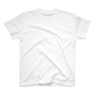 ブルーなうさぎ T-shirts