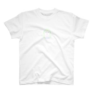 くせ毛 星なし T-shirts