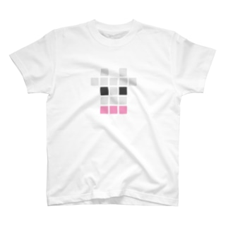 うしロゴ160127 T-shirts