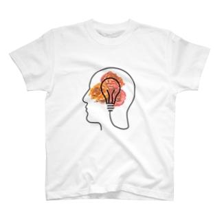 豊かな閃き。 T-shirts