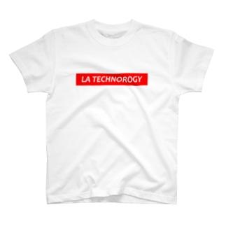 la technorogylogo T-shirts