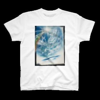 ☆ファイター☆の家族 T-shirts