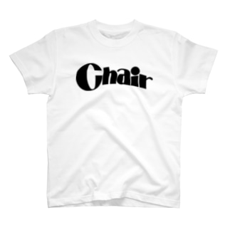 Chair the skill T-shirts