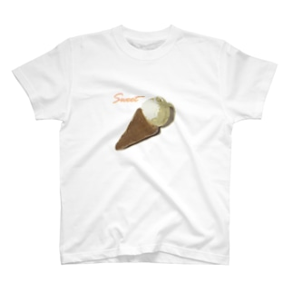 アイスクリームTシャツ T-shirts