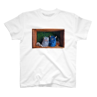 kooni stay at home T-shirts