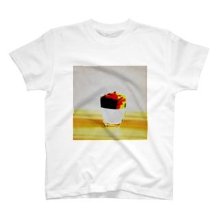 ダルゴナコーヒー T-shirts