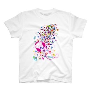 EZ_Listening T-shirts