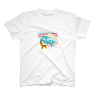 ドッグ&ルノー T-shirts