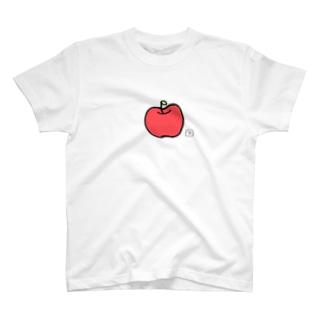 りんごのり T-shirts