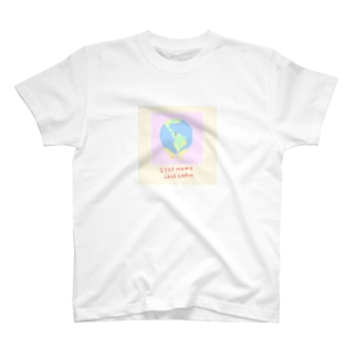 stay home love earth T-shirts