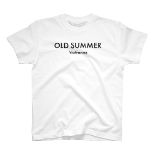 OLD SUMMER Viofranme  T-shirts