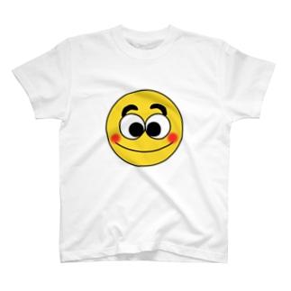 スマイリー君 T-shirts