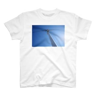 風車 T-shirts