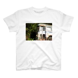 廃バス T-shirts