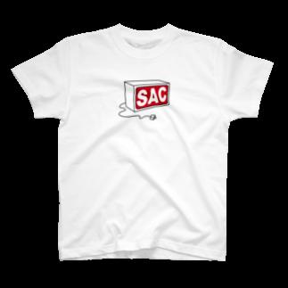SAC SHOPのSAC T-shirt T-shirts