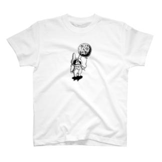 宇宙のイギー T-shirts