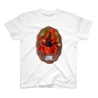 イチゴダニ T-shirts