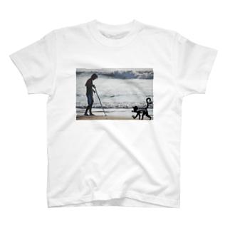 GRAFFITI 97 スキムボード T-shirts
