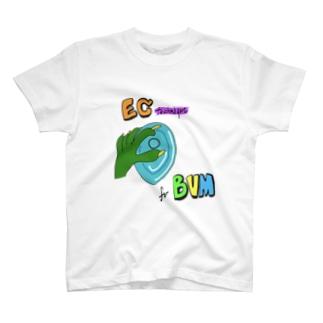 恐竜 EC Technique T-shirts
