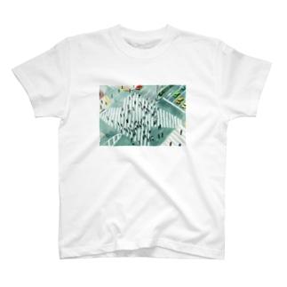 新宿交差点 T-shirts