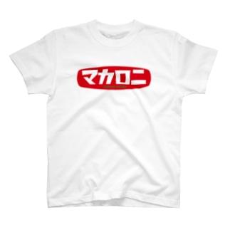 MACARONI LOGO  T-shirts