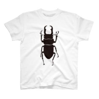 ユニコーンのコクワくん T-shirts