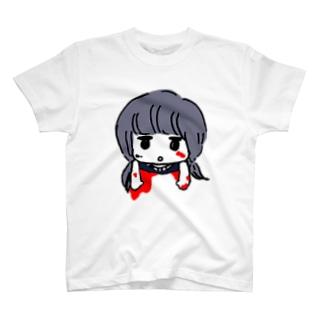 貫通クーちゃん。 T-shirts